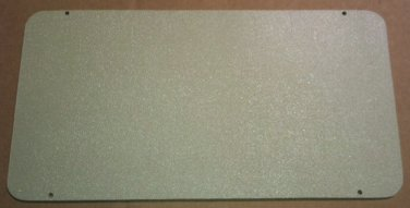 2300402800 - Flat Lower Panel Cover on RH of Driver's Row
