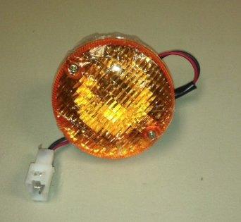 9103202601 - Turn Signal Light Amber
