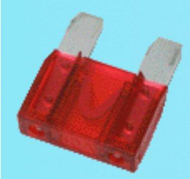 0208097- Fuse, Maxi 50 Amp red