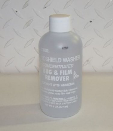 wws-6- Windshield washer solvent