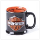 Harley Davidson Bar And Shield Sculpted Mug
