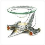 Spaceship Oil Warmer