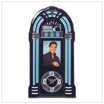 Elvis Jukebox Clock