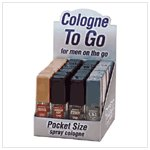 """Q"" Men Spray Cologne"