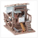 """Beach Bungalow"" Birdhouse"