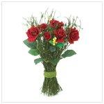 Floral and fruit bundle