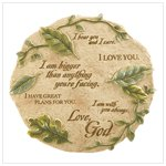 """Love Letters"" Wall Plaque"