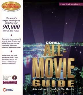 All Movie Guide - For PC Software