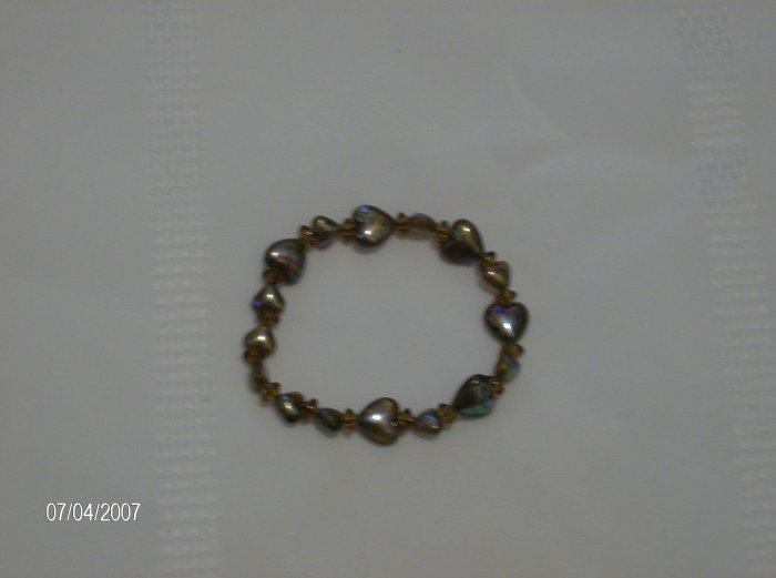 """""""Full of Love"""" Heart Bracelet Simple yet Chic"""