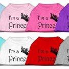 """"""" I'm A Princess"""" Dog Shirt"""