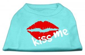 """""""Kiss Me"""" Dog Shirt"""