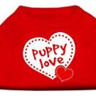 """Puppy Love"" Dog Shirt"