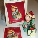 HALLMARK LITTLE CHRISTMAS HELPER CHRISTMAS ORNAMENT KEEPSAKE 2003