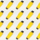 20 Pieces of USB A Male to PS2 Female Adapter Yellow  - 100% New!