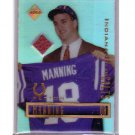 Peyton Manning 1998 Collector's Edge Authentic Edge Ball #PM  RC  Colts, Broncos