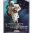 Peyton Manning 2000 Fleer Showcase License to Skill #3 of 10LS Colts, Broncos