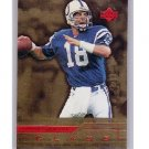 Peyton Manning 1999 Upper Deck Quarterback Class #QC13 Colts, Broncos