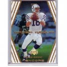 Peyton Manning 1999 Upper Deck Encore Upper Realm #UR4 Colts, Broncos
