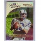 Peyton Manning 1999 Playoff Prestige SSD #152 RP  Colts, Broncos