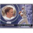 Peyton Manning 2001 Stadium Club In Focus #IF1 Colts, Broncos