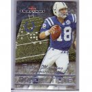 Peyton Manning 2003 Fleer Snapshot Projections #10 of 15 NP Colts, Broncos