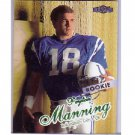 Peyton Manning 1998 Ultra RC #416  Colts, Broncos