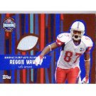 Reggie Wayne 2008 Topps Pro-Bowl Jersey #APR-RW Colts