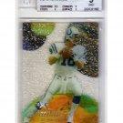Peyton Manning RC 1998 EX-2001 Stardate 2001 #15 BGS Mint 9