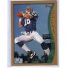 Peyton Manning 1998 Topps #360 RC Rookie Colts, Broncos