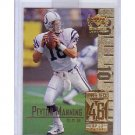 Peyton Manning 1999 Upper Deck Century Legends #96  Colts, Broncos