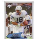 Peyton Manning 1998 Collector's Edge Odyssey #60 RC Colts Broncos