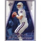 Peyton Manning 2006 SPx Exclusives #EX-PM Colts #/650