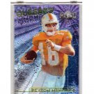 Peyton Manning 1998 Skybox Quasars #1 of 15 RC Rookie Colts, Broncos