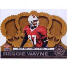 Reggie Wayne 2001 Crown Royale #217 RC Colts #/1000