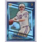 Peyton Manning 2000 Collector's Edge T3 Overture #O5 Colts, Broncos