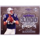 Peyton Manning 2006 UD 3000 Yards Passing Club #3KP-PM Colts, Broncos