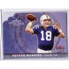 Peyton Manning 2005 Fleer Touchdown Kings #TK-8 Colts, Broncos