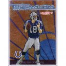 Peyton Manning 2005 Topps Total Total Production #TP1 Colts, Broncos