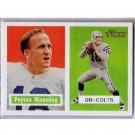 Peyton Manning 2002 Topps Heritage #86 Colts, Broncos