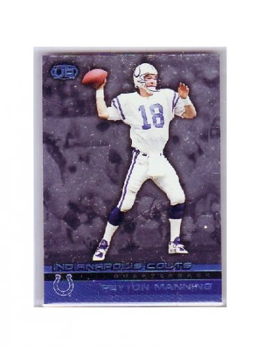 Peyton Manning 2002 Pacific Heads Up #54 Colts, Broncos #/210