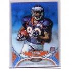 #/99 Julius Thomas 2011 Bowman Sterling Blue Refractor #21 RC  Broncos