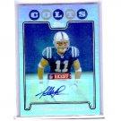 Anthony Gonzalez 2008 Topps Kickoff Autograph #KA-AG Colts