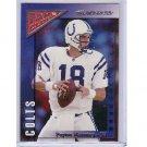 Peyton Manning 1999 Donruss Fan Club #FC18  Colts, Broncos