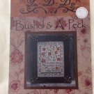 "LA-D-DA ""Bushel & A Peck"" cross stitch chart"