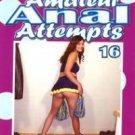 Amateur Anal Attempts 16 - DVD - Homegrown