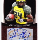 2009 Sage Autograph Jeremiah Johnson RC Texans