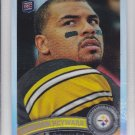 2011 Topps Chrome Refractor Cameron Heyward Steelers RC