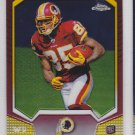 2011 Topps Chrome Rookie Recognition Leonard Hankerson Redskins RC