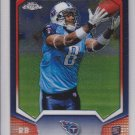 2011 Topps Chrome Rookie Recognition Jamie Harper Titans RC