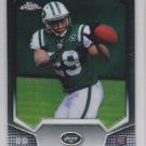 2011 Topps Chrome Rookie Recognition Bilal Powell Jets RC